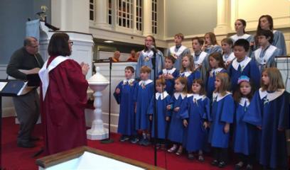 Cherub Choir